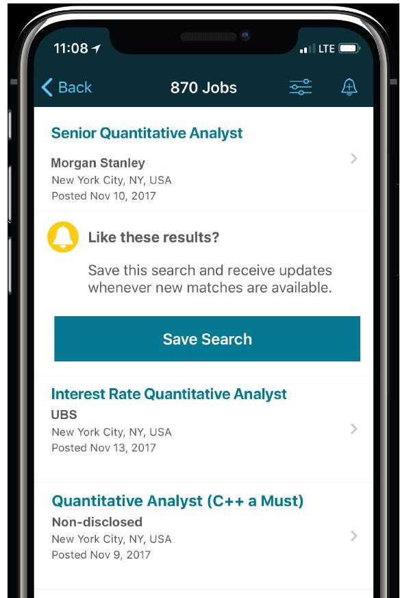 Finance Jobs and News App | eFinancialCareers