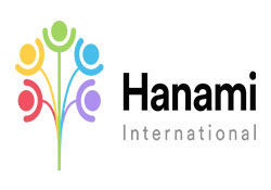 Hanami International logo