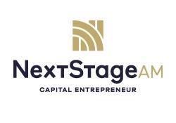 NextStage AM logo