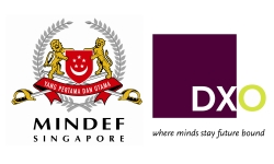 Ministry of Defence, Singapore logo