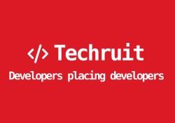 Techruit logo