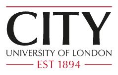 City - University of London logo