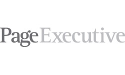 Page Executive. logo