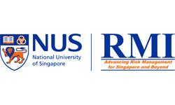 NUS Risk Management Institute logo