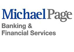 Michael Page Financial Services. logo