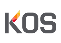KOS International logo