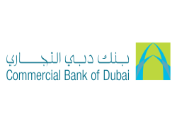 Commercial Bank Of Dubai logo