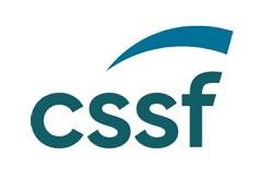 CSSF (Commission de Surveillance du Secteur Financier) logo