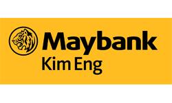 Maybank Kim Eng Securities Pte Ltd logo