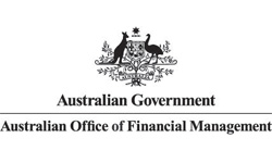 Australian Office of Financial Management logo