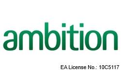 Ambition Singapore logo