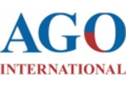 AGO International logo
