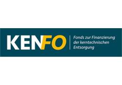 KENFO – Fonds zur Finanzierung der kerntechnischen Entsorgung logo