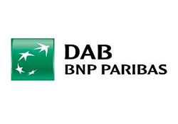 DAB BNP Paribas logo