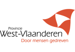 Provincie West-Vlaanderen logo