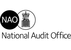 National Audit Office. logo