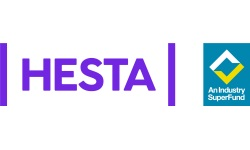 HESTA Super fund logo