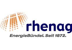 rhenag Rheinische Energie Aktiengesellschaft logo