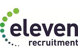 Eleven Recruitment logo