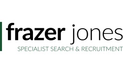 Frazer Jones Specialist Search & Recruitment logo