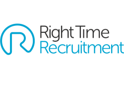Right Time Recruitment logo