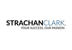 Strachan Clark logo