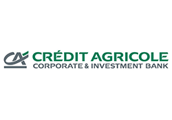 Crédit Agricole CIB – Corporate and Investmentbank logo