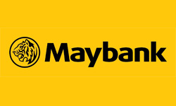 Maybank Singapore logo